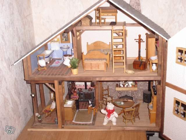 collection ma jolie maison miniature collection. Black Bedroom Furniture Sets. Home Design Ideas