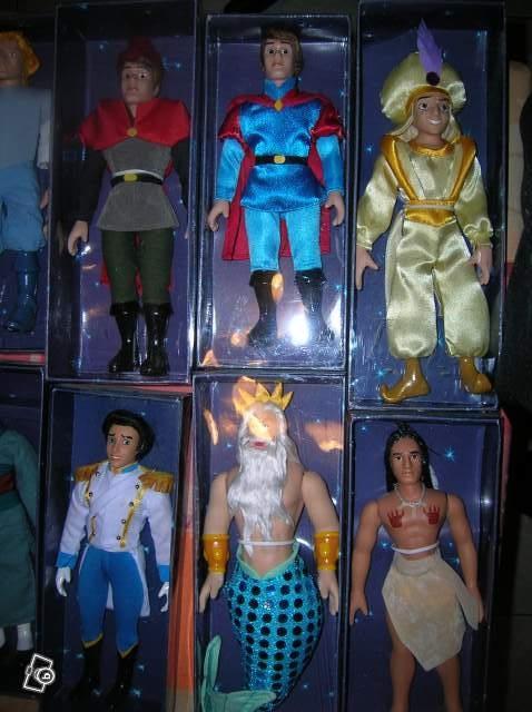Collection De Poup 233 Es Disney Collection