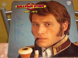 Double Disque Vinyle 33 Tours Johnny Hallyday Collection
