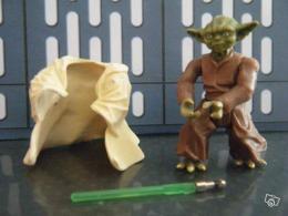 figurine star wars ma tre yoda collection. Black Bedroom Furniture Sets. Home Design Ideas