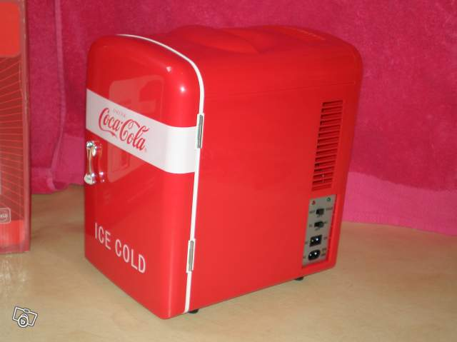 Frigo coca cola chaud ou froid collection for Frigo coca cola grande