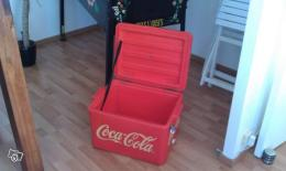glaci re coca cola vintage collection. Black Bedroom Furniture Sets. Home Design Ideas