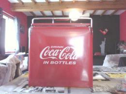 glaci re coca cola pour cox collection. Black Bedroom Furniture Sets. Home Design Ideas
