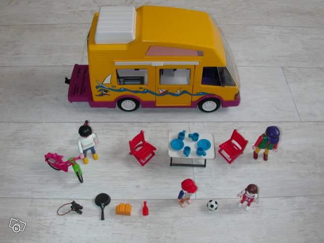 Playmobil camping car - Camping car playmobil pas cher ...