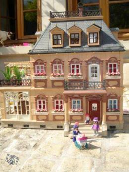 grande maison bourgeoise de 1900 playmobil collection