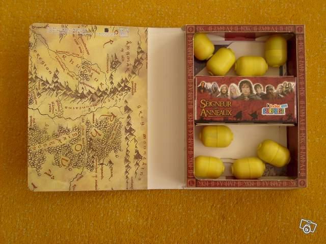 Livre Kinder Le Seigneur Des Anneaux Avec D 233 Cor Et Collection