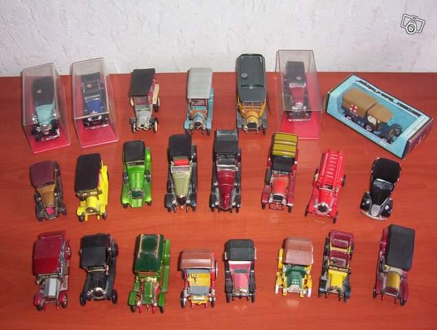 lot de voitures miniatures anciennes collection. Black Bedroom Furniture Sets. Home Design Ideas