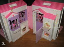 maison barbie collection. Black Bedroom Furniture Sets. Home Design Ideas