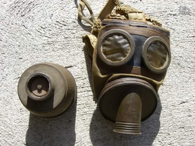 masque gaz militaire collection. Black Bedroom Furniture Sets. Home Design Ideas