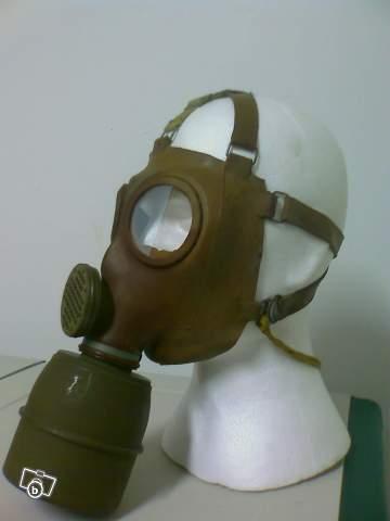 Masque 224 Gaz 2 232 Me Guerre Mondiale Collection
