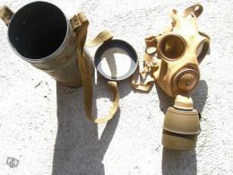 masque gaz militaire 2 collection. Black Bedroom Furniture Sets. Home Design Ideas