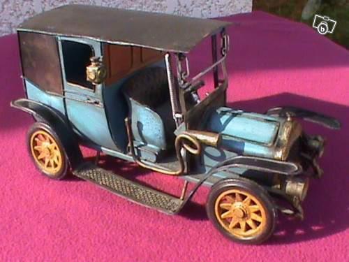 miniature de voiture ancienne de collection collection. Black Bedroom Furniture Sets. Home Design Ideas