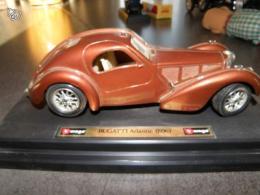 miniature de voiture bugatti atlantic ancienne collection. Black Bedroom Furniture Sets. Home Design Ideas