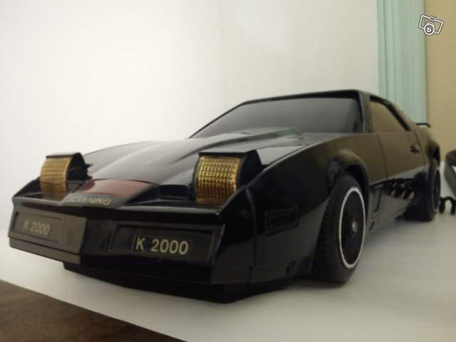 mod le r duit voiture k2000 collection. Black Bedroom Furniture Sets. Home Design Ideas
