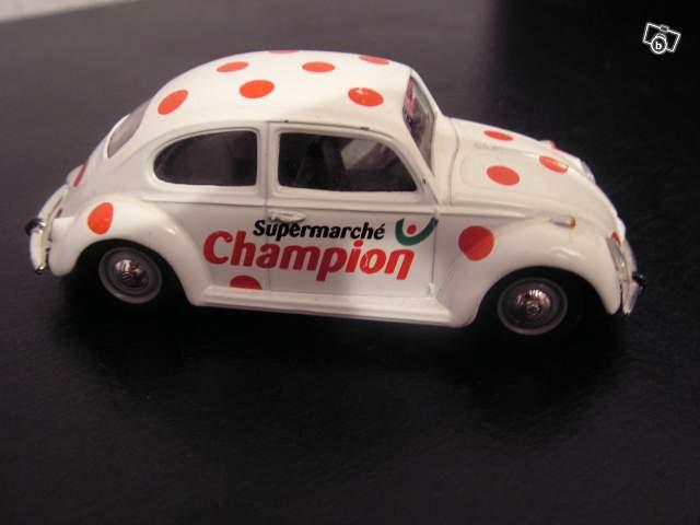 Modèle réduit Volkswagen Coccinelle 1300 collection