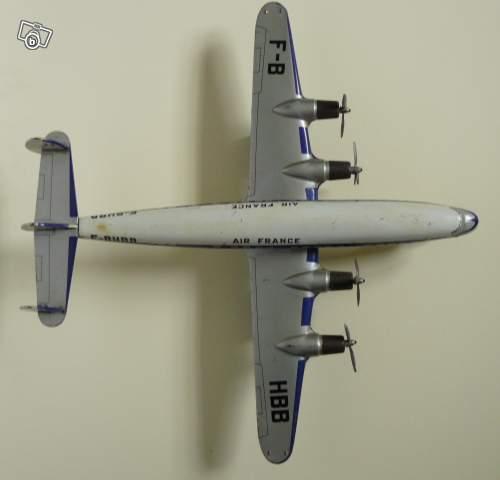 Mod 232 Le R 233 Duit Avion Super Constellation Air France Collection
