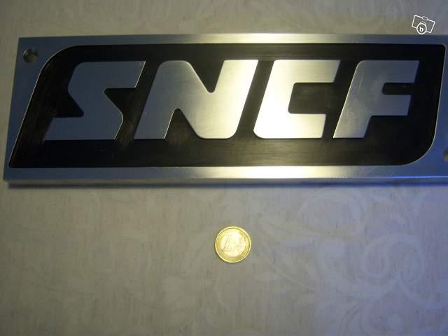 Plaque Sncf D 233 Cor Collection