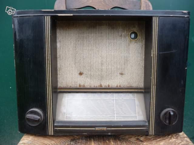poste radio ancien path collection. Black Bedroom Furniture Sets. Home Design Ideas