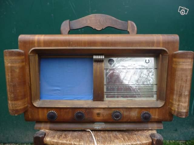poste radio ancien phenix collection. Black Bedroom Furniture Sets. Home Design Ideas