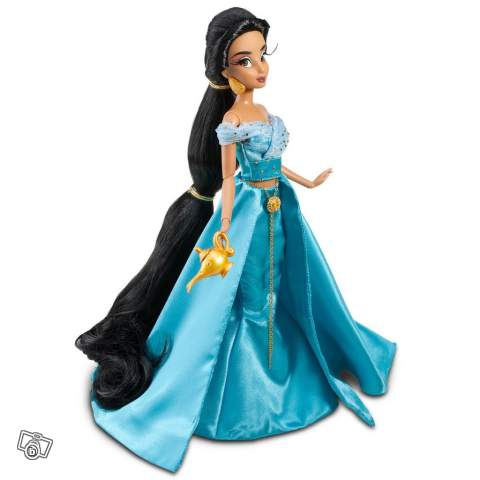 Poup 233 E Princesse Disney Designer Jasmine Collection