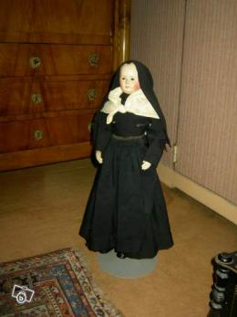 Rare Poup 233 E Ancienne Pauline 1850 Collection