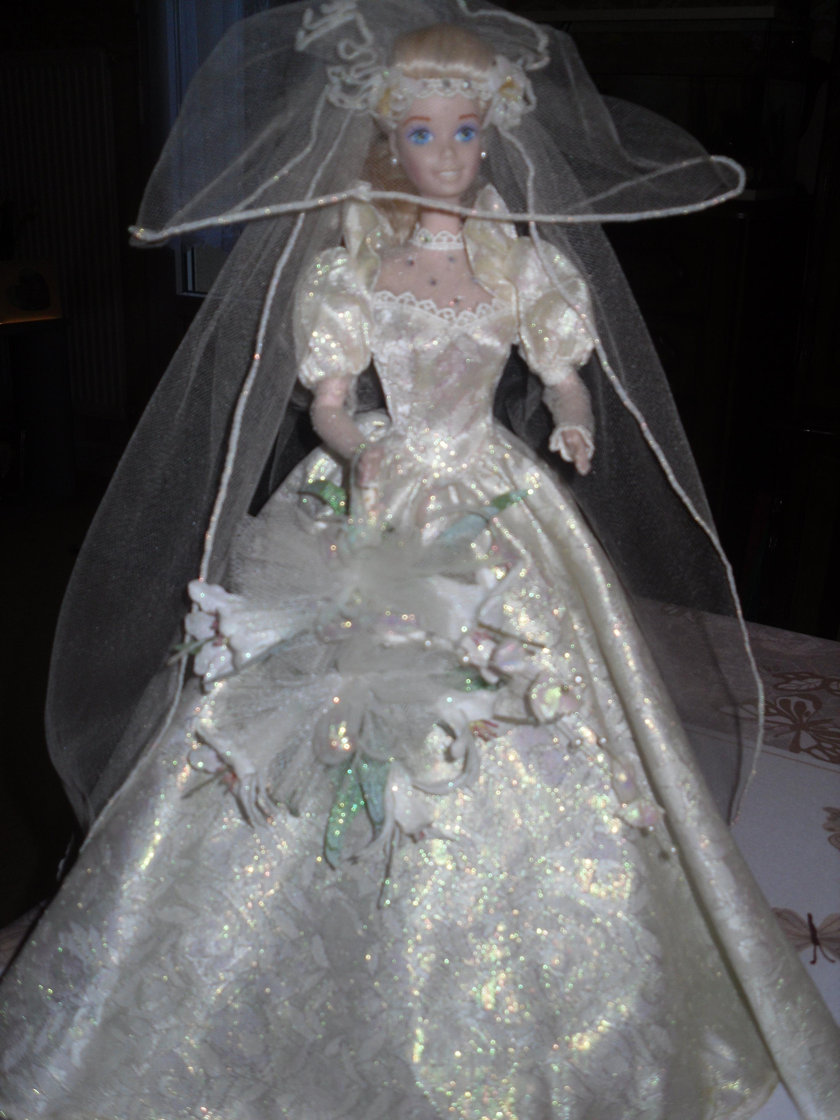 poup u00e9e barbie en porcelaine collection