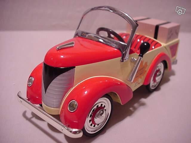 voiture p dales miniature hershey 1941 collection. Black Bedroom Furniture Sets. Home Design Ideas