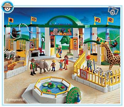 zoo playmobil collection. Black Bedroom Furniture Sets. Home Design Ideas