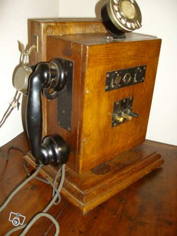 Ancien T 233 L 233 Phone Mod 232 Le 1945 1950 Collection