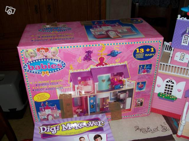 La grande maison barbie