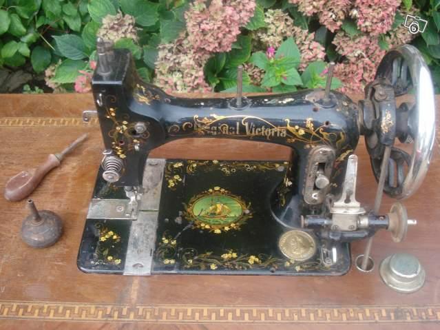 Machine coudre victoria collection for Machine a coudre victoria